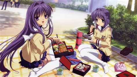 wallpaper anime clannad clannad clannad wallpaper 13710187 fanpop