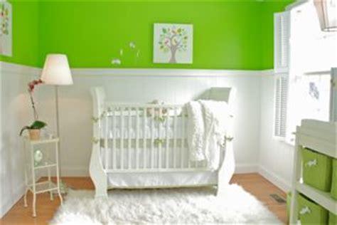 Modern Lime Green And White Nursery Lime Green Nursery Decor