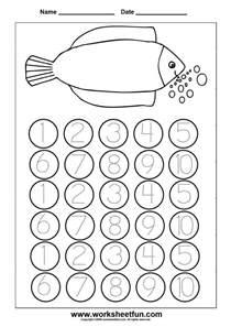 preschool number tracing worksheets 1 20 abitlikethis
