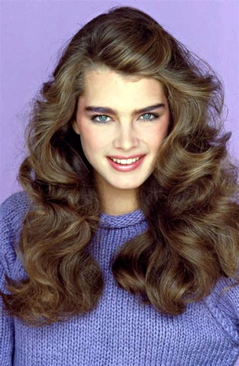 feathered bangs from 1979 78 best images about brooke shields on pinterest