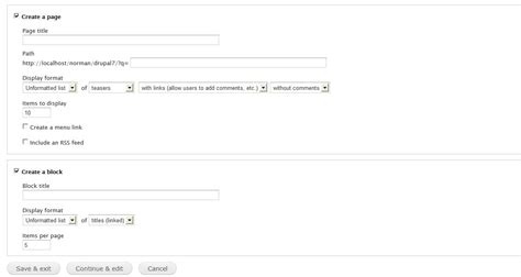 Drupal 7 View Template by Drupal 7 How To Use Views Module And Edit Configure It