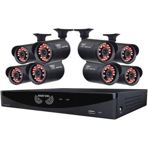 owl f6 161 8624n 8 16 channel dvr