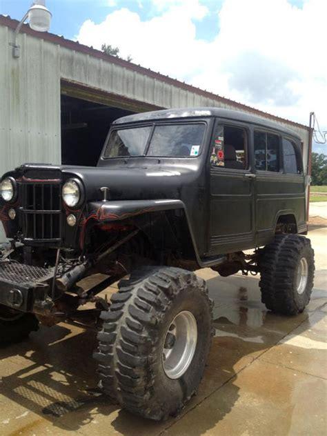 jeep station wagon lifted joel cangiolosi