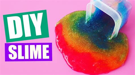 diy slime without borax how to make slime liquid starch choice image how to