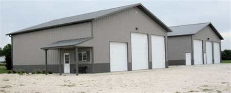 Local Garage Builders projects metal buildings storage sheds garages pole