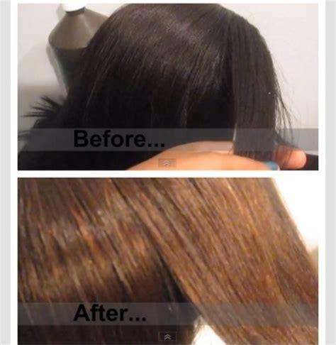 homemade hair reconstructor diy hair lightening trusper