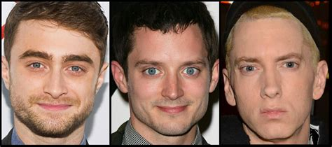woody harrelson eye will and grace daniel radcliff and elijah wood are the same person gifs