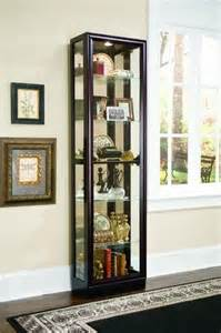 keepsakes frame curio cabinet modern bookcases by