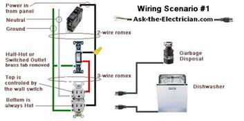 disposal wiring diagram