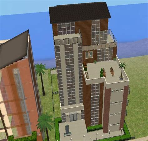 Sims 2 Apartment Zoning Mod The Sims 3 Bluewater Promenade