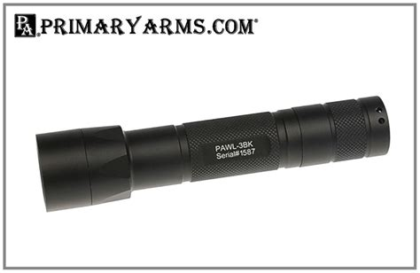 primary arms weapon light primary arms compact weapon light 700 lumens genii