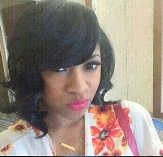 toya wright bob hairstyle toya wright curly bob and bobs on pinterest