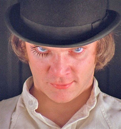 Kaosbajut Shirtsbaju Clock Work Orange alex delarge malcolm mcdowell a clockwork orange those knights a