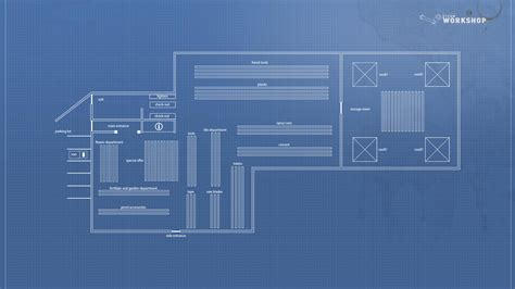store blueprints steam community guide payday 2 hardware store concept