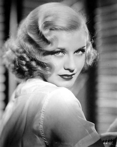 hairstyles for late 20s style file ginger rogers hair style matters