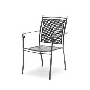 kettler rexia chair iron grey c18000200 garden