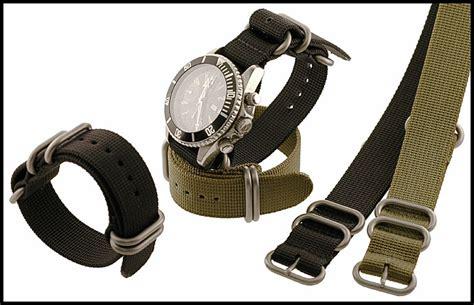 Tali Jam Nato Leather 22mm nato straps leather