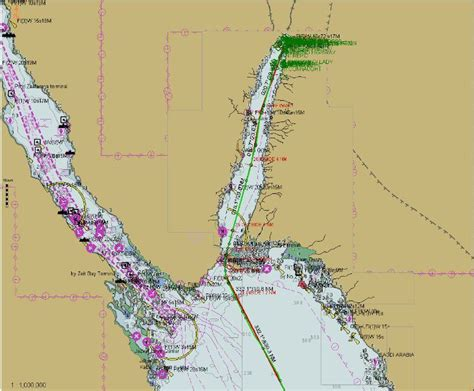 middle east map gulf of aqaba aqaba captain who s driving