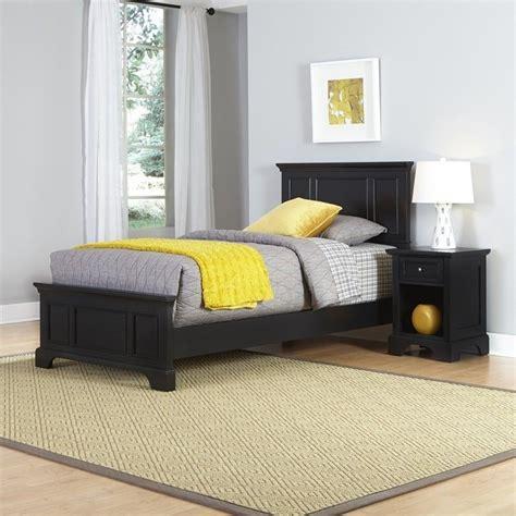 2 piece bedroom set twin 2 piece bedroom set in black 5531 4020