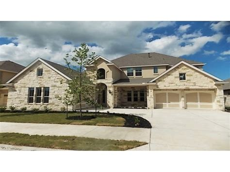 3 brand new houses for sale in pflugerville