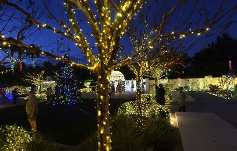 10 places to see christmas lights in the ta bay area