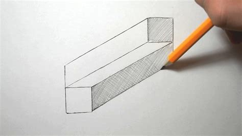 How To Make Illusions On Paper - how to draw an easy optical illusion
