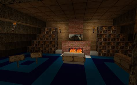 Secret Room Ideas Minecraft by Hobbit House W Secret Room Creation 1520