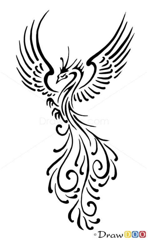 tattoo ideas easy to draw how to draw bird designs