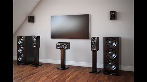 xtz cinema series    speaker system review youtube