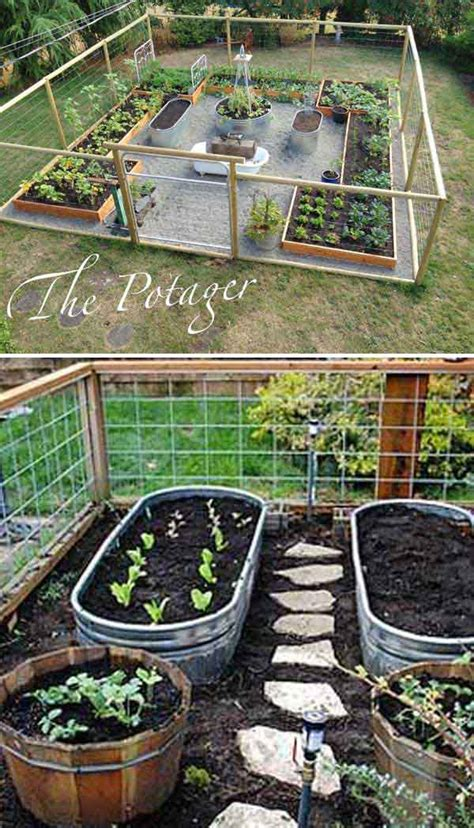 22 Ways For Growing A Successful Vegetable Garden Best Way To Water A Vegetable Garden