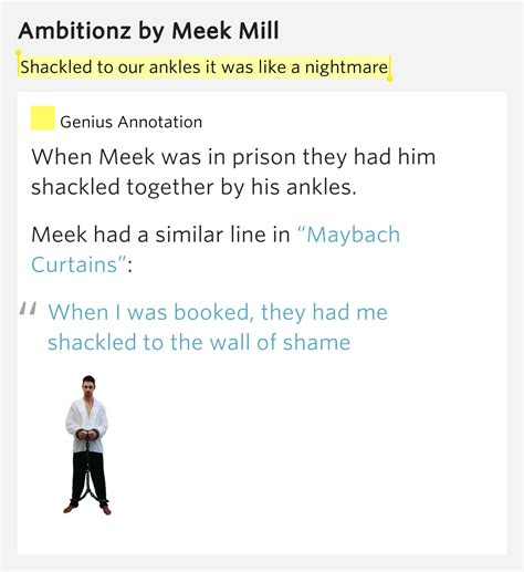 maybach curtains lyrics shackled to our ankles it was like a nightmare ambitionz