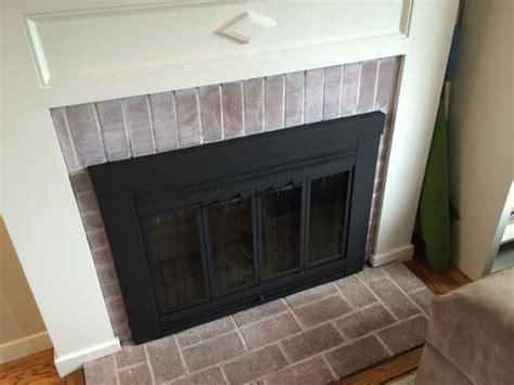 rustoleum fireplace paint 25 best ideas about high heat spray paint on painting fireplace fireplace doors