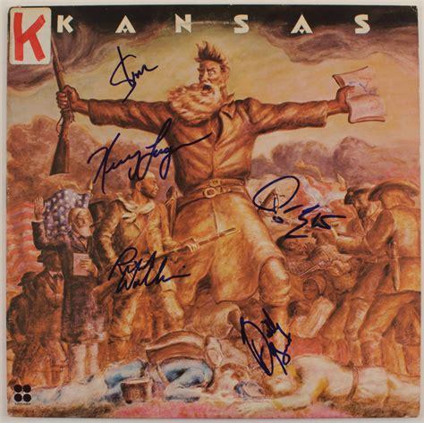 Kansas Number Search Lot Detail Kansas Signed Album
