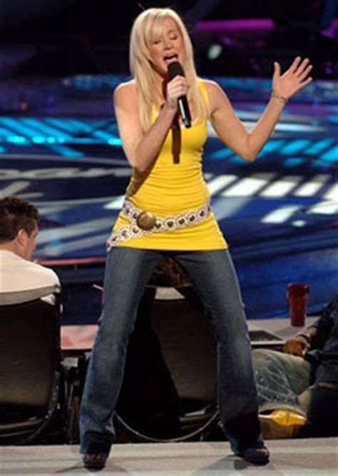 Kellie Pickler Shows Investments On Idol by American Idol Concert Review Hicks And American