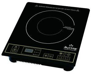 duxtop mc  portable induction cooktop countertop