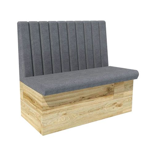 low back bench seat vertical low back bench seating contract furniture