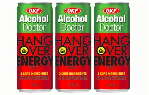 energy drink hangover say goodbye to hangover with okf doctor hangover