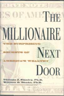 the millionaire next door by stanley danko reading notes