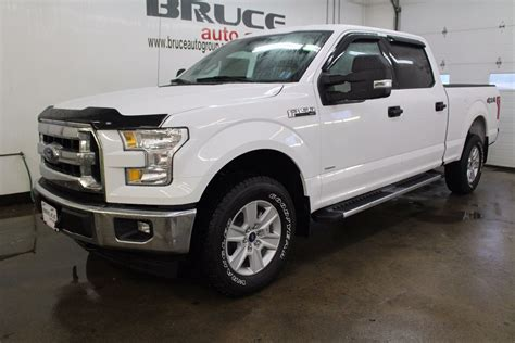 2017 Ford F 150 by New 2017 Ford F 150 Xlt 3 5l 6 Cyl Ecoboost Automatic 4x4