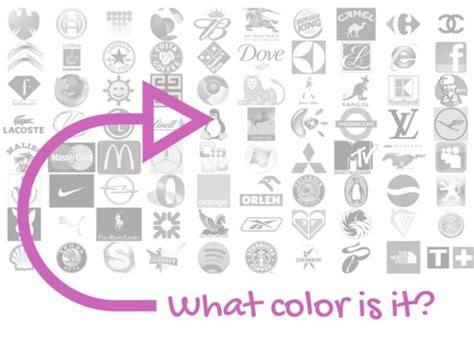 what is your color quiz test your color memory with this logo quiz playbuzz