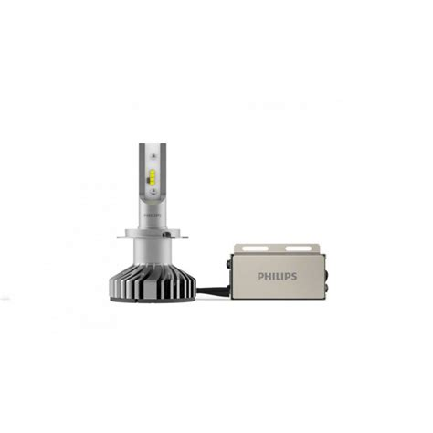 lade h7 philips kit 2 oules led h7 philips x treme ultinon