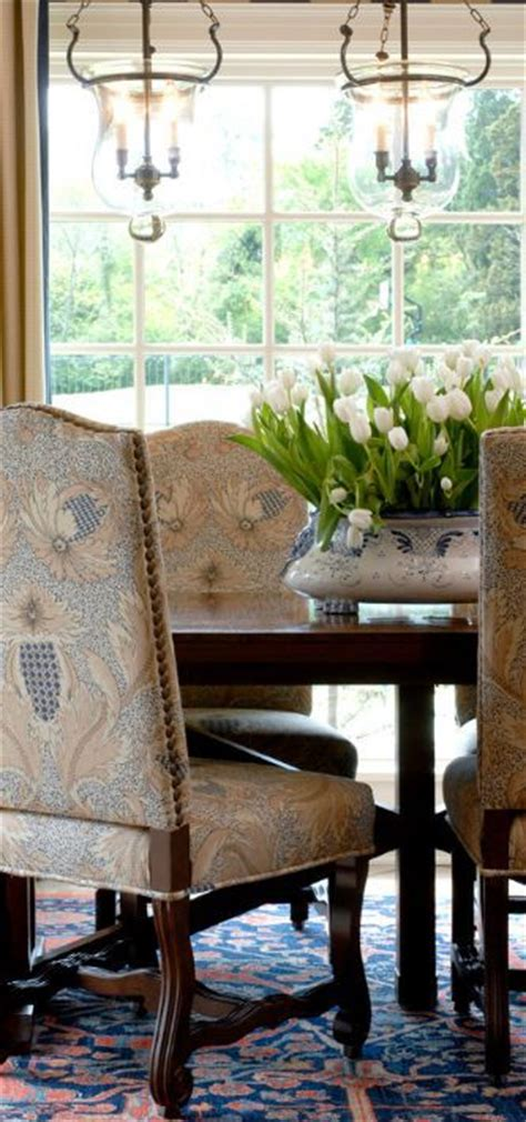Traditional Dining Room Chair Fabric 312 Best Images About Dining Room Design Ideas On