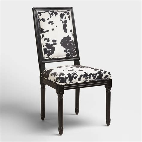 domino black frame square back dining chairs set of