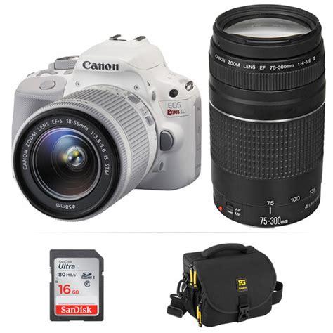 Kamera Canon Rebel Sl1 canon eos rebel sl1 dslr kit with ef s 18 55mm f 3