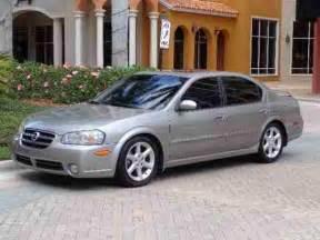 6 Speed Nissan Maxima Purchase Used 2003 Nissan Maxima Se Sedan 4 Door 3 5l