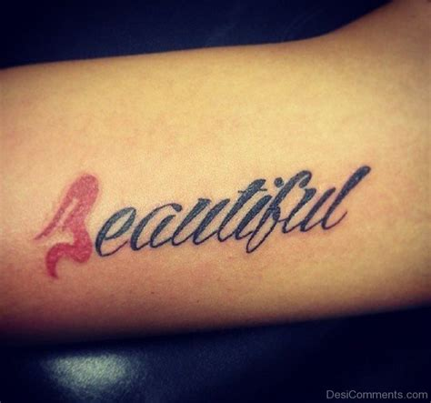 tattoo on arm words beautiful word tattoo on arm desicomments com