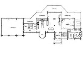 Log Cabin Home Floor Plans Log Home Floor Plan Casa Grande