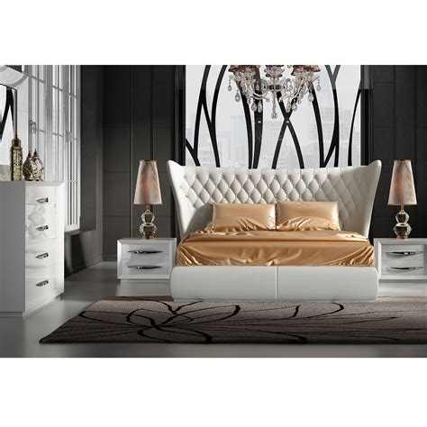 Miami Bedroom Furniture Miami Bedroom Set By Noci Design City Schemes Contemporary Furniture