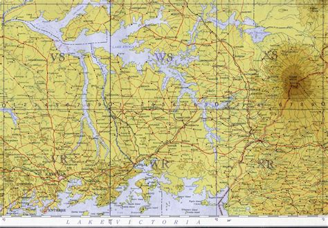 a map of the uganda maps perry casta 241 eda map collection ut library online