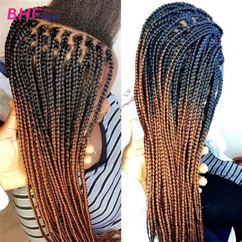 two toned braids wholesale xpressions braiding hair extensions two tone